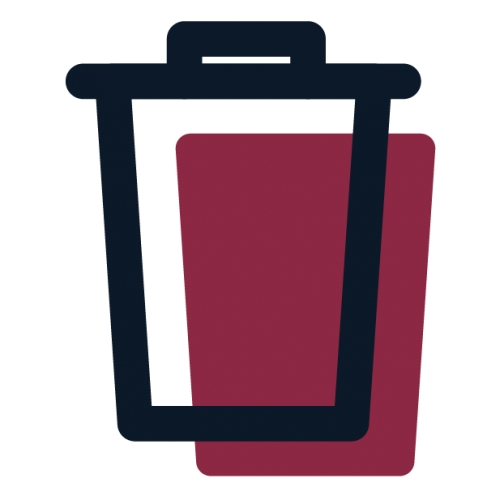 Material Waste Icon